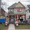 201216 Holiday Decorations 1<br /> James Neiss/staff photographer <br /> Niagara Falls - If this house in the 1800 block of Niagara Avenue has some serious holiday cheer.