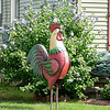 200917 Enterprise 2C<br /> James Neiss/staff photographer <br /> North Tonawanda, NY - Driving the neighborhoods of North Tonawanda it was clear that some homeowners have eclectic tastes in lawn decoration like this one.