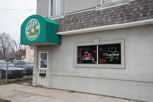 James Neiss/staff photographer <br /> Niagara Falls, NY - Kelly's Corner at 524 Cayuga Drive is holding a 10th Anniversary Party Saturday Feb 8, with food and drink specials all day and live entertainment starting at 7 p.m.
