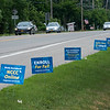 200716 NCCC 2<br /> James Neiss/staff photographer <br /> Sanborn, NY - Niagara County Community College has signs boarding the campus.