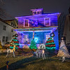 201222 Lockport Lights 1<br /> James Neiss/staff photographer <br /> Lockport, NY - 9 Howard Avenue.