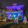 201222 Lockport Lights 1<br /> James Neiss/staff photographer <br /> Lockport, NY - 9 Howard Avenue.