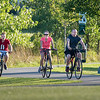 200805 Enterprise 3<br /> James Neiss/staff photographer <br /> Lockport, NY - Bicyclists enjoy an early evening ride at Day Road Park.