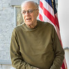 201110 Veteran 1<br /> James Neiss/staff photographer <br /> Lockport, NY - Army Air Force veteran Geogre Chapman.