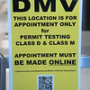 "200629 NF DMV 2<br /> James Neiss/staff photographer <br /> Niagara Falls, NY - The Niagara Falls DMV opened on Monday on an appointment only basis. Those wishing to sign up can do so at <a href=""https://www.niagaracounty.com/Departments/Motor-Vehicles-Department"">https://www.niagaracounty.com/Departments/Motor-Vehicles-Department</a>"