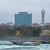 200511 Enterprise 2<br /> James Neiss/staff photographer <br /> Niagara Falls, NY - All was quiet on Monday at Niagara Falls State Park.