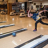 James Neiss/staff photographer <br /> Niagara Falls, NY - Niagara Falls High School Bowler Sam Moreno at the Pine Avenue Bowl-O-Drome.