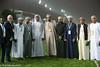 Team from Oman with Jean-Pierre Deroubaix