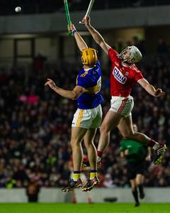 Cork's Patrick Horgan and Tipperary's Ronan Maher