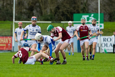 Saturday, Jan 25 2020 Dr Harty Cup Semi Final Our Lady's Templemore 1-13 vs St Flannans Ennis 0-18