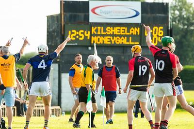 9th August 2020 - Kilsheelan-Kilcash vs Moneygall