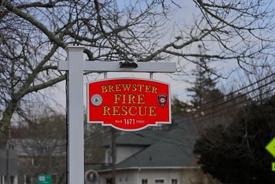 Brewster Fire Headquarters