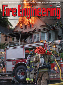 FIRE ENGINEERING October 2020 Cover
