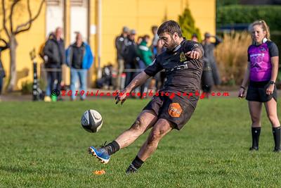 Castaways vs Capilano, Premier rugby