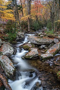 DA79,DT,Autumn in Tennesse's Great Smoky Mountains