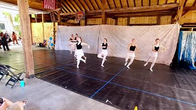 """Advanced Ballet """"Ode to Joy"""""""