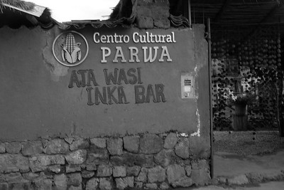 DA093,DB,The Inka Bar in Peru