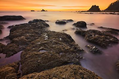 DA115,DP,Sunset-at-Rialto-Beach