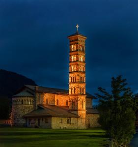 DA061,DT,St  Karl Church, St  Moritz, Switzerland