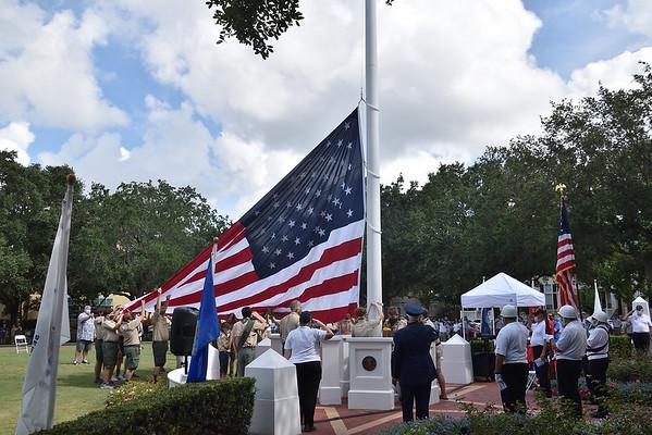 2020 Memorial Day Flag Ceremony