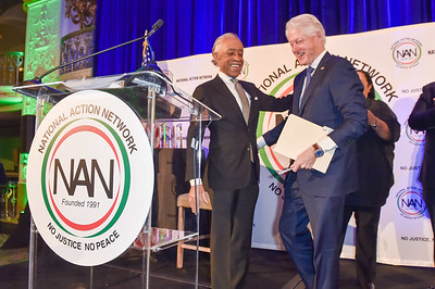 WASHINGTON, DC - JANUARY 20: National Action Networks MLK Jr. Day Breakfast at the Mayflower Hotel on Monday, January 20, 2020, in Washington, DC, USA. (Photo by: Aaron J.  / RedCarpetImages.net for NAN)