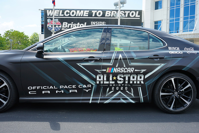 It's Bristol Baby!...