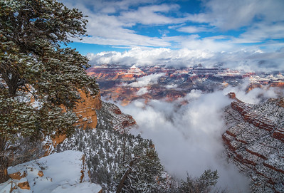 February- Grand Canyon