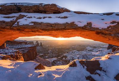 January- Canyonlands