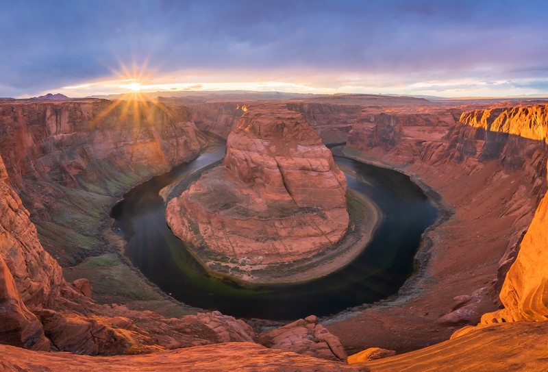 May- Horseshoe Bend