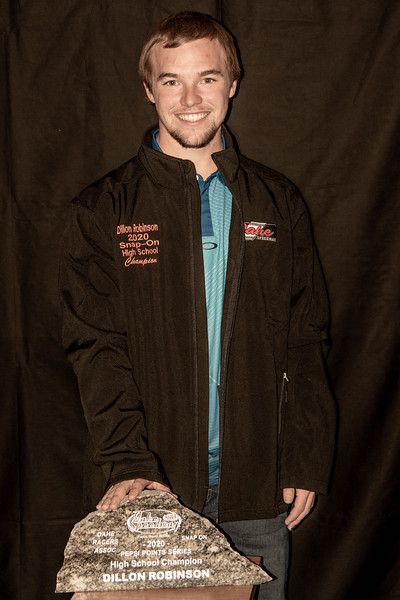 Dillon Robinson ~ 2020 Snap On High School Champion