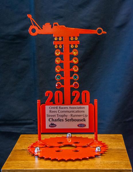 Charles Serbousek ~ 2020 Rees Communications Street Trophy R/U