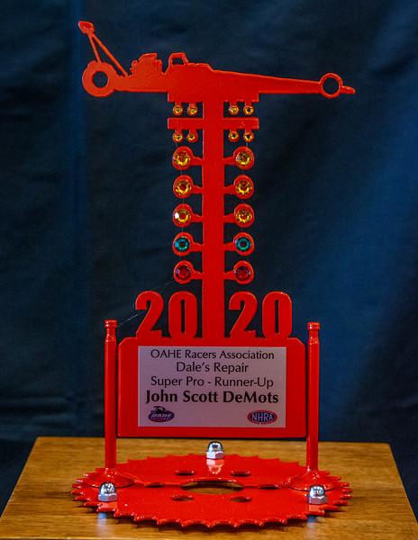 John Scott DeMots ~ 2020 Dale's Repair Super Pro R/U