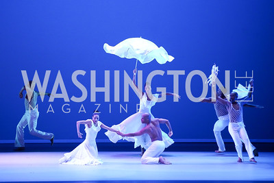 """Revelations."" Photo by Tony Powell. 2020 Alvin Ailey DC Gala. Kennedy Center. February 4, 2020"