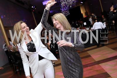 Ami Aronson, Carol Melton. Photo by Tony Powell. 2020 Alvin Ailey DC Gala. Kennedy Center. February 4, 2020