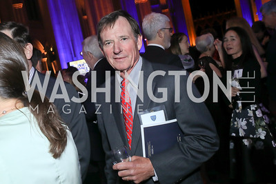 Hollis McLoughlin. Photo by Tony Powell. 2020 Bishop Walker Annual Dinner. National Cathedral. March 5, 2020