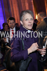 Bishop Mariann Budde. Photo by Tony Powell. 2020 Bishop Walker Annual Dinner. National Cathedral. March 5, 2020