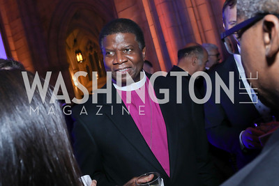 Bishop Gene Sutton. Photo by Tony Powell. 2020 Bishop Walker Annual Dinner. National Cathedral. March 5, 2020