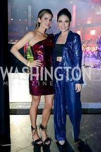 Callie Nierenberg, Angie Goff. Photo by Tony Powell. 2020 Chance for Life. MGM National Harbor. February 22, 2020