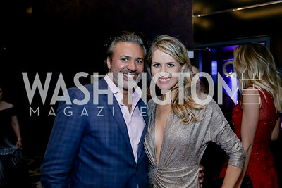 Chuck and Karen Ghoorah. Photo by Tony Powell. 2020 Chance for Life. MGM National Harbor. February 22, 2020