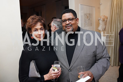 Anne Ashmore Hudson, Edmund Fleet. Photo by Tony Powell. 2020 CityDance Dream Gala Kickoff. February 27, 2020