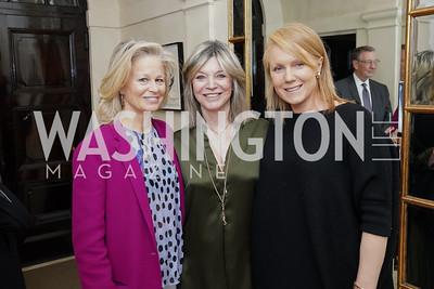 Linda Potter, Kay Kendall, Alexe Nowakowski. Photo by Tony Powell. 2020 CityDance Dream Gala Kickoff. February 27, 2020