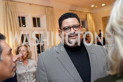 Edmund Fleet. Photo by Tony Powell. 2020 CityDance Dream Gala Kickoff. February 27, 2020