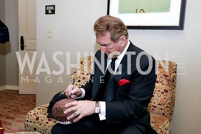 Joe Theismann. Photo by Tony Powell. 2020 Heart Ball. Mandarin Oriental. February 22, 2020