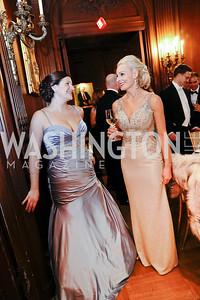 Princess Natasha Southworth, Lauren Balkcom. Photo by Tony Powell. 2020 Russian Ball. January 18, 2020