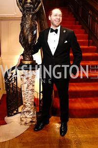 Co-Chair Prince Nicholas Obolensky. Photo by Tony Powell. 2020 Russian Ball. January 18, 2020