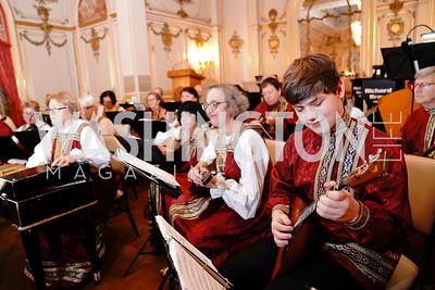 The Washington Balalaika Society. Photo by Tony Powell. 2020 Russian Ball. January 18, 2020