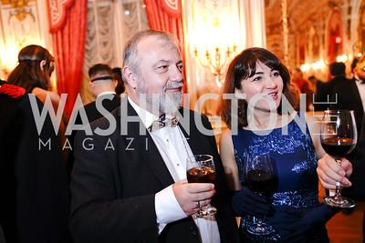 Photo by Tony Powell. 2020 Russian Ball. January 18, 2020