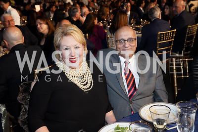 Marsha and Rafik Muawwad. Photo by Tony Powell. 2020 St. Jude's Gourmet Gala. The Anthem. February 27, 2020