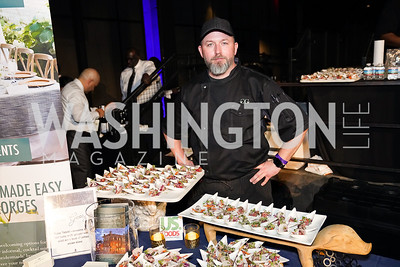 The Georges Chef Justin Peery. Photo by Tony Powell. 2020 St. Jude's Gourmet Gala. The Anthem. February 27, 2020