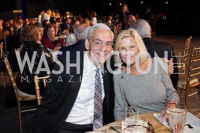 Rick and Ann Shadyac. Photo by Tony Powell. 2020 St. Jude's Gourmet Gala. The Anthem. February 27, 2020